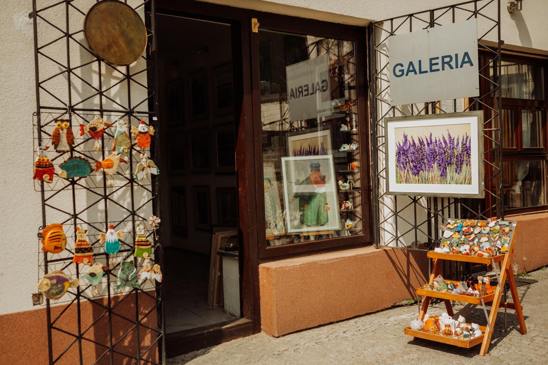 Galeria Kazimierz Dolny