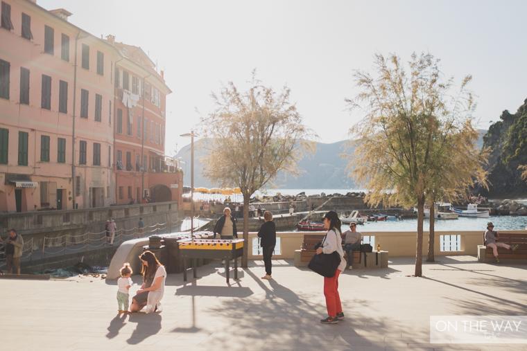 Włochy z dzieckiem