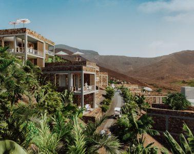 Hotele na Wyspach Zielonego Przylądka